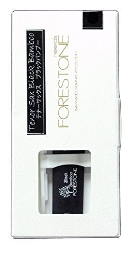 手数料無料 Forestone フォレストーン リード バンブー スピード対応 全国送料無料 テナーH ブラック