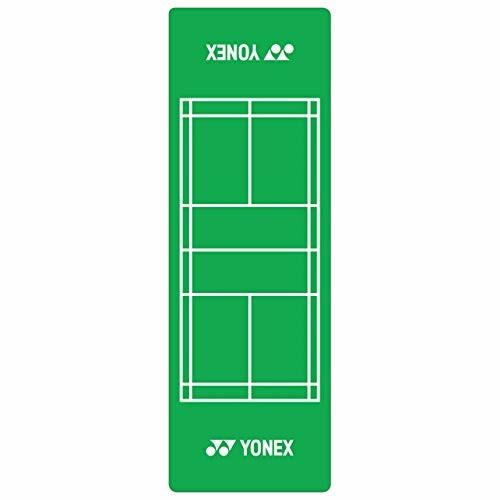 YONEX(ヨネックス) テニス バドミントン 練習用 トレーニングマット 600×1800×4mm ケース付き グリーン AC512