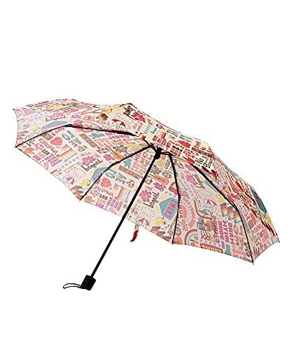チャムス CHUMS 新着 ブービーフォーダブルアンブレラ 折りたたみ傘 毎週更新 Power CH62-1611-Z193-00 Love of パワーオブラブ