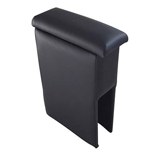 Azur アームレスト 軽自動車 価格 !超美品再入荷品質至上! アトレーワゴン H29 11~ ブラック 黒 ダイハツ レザー風 日本製 コンソールボックス