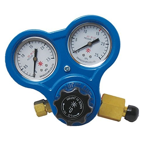 【送料無料】スター電器製造(SUZUKID)酸素用調整器 関東用 W-96
