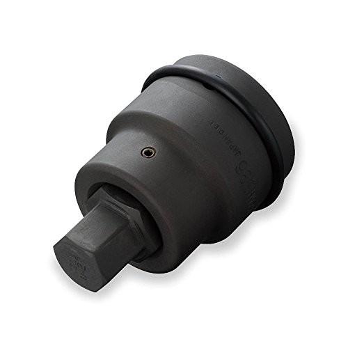 【送料無料】トネ(TONE) インパクト用ヘキサゴンビットソケット(差替式) 差込角38.1mm(1-1/2