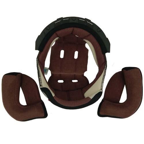 ヤマハ ブランド品 YAMAHA 上質 インナーキット YJ-14 90791-40009 チークパッドスナップボタン:白 Mサイズ ZENITH