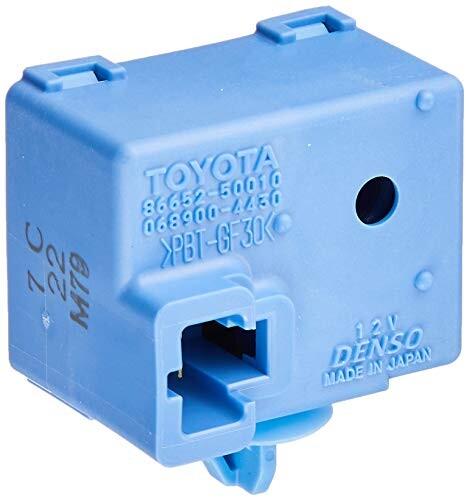 TOYOTA トヨタ 純正部品 スキッド コントロール 新着セール 新作 大人気 品番86652-50010 ブザー