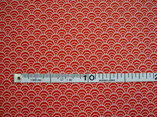 ☆ パッチワーク生地 USA COTTON 10cm単位 moda社 人気ショップが最安値挑戦 永遠の定番 切り売り 赤系