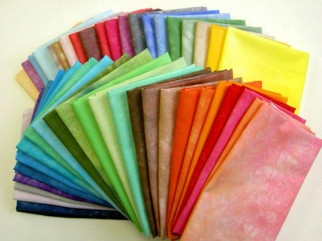 パッチワーク 生地むら染めkathy momむら染めプリント8m巻お好きなカラーをお選びください。