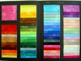 パッチワーク 生地むら染めむら染めパレット10m巻お好きなカラーをお選びください。