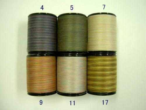 この糸は直径が約4cmあるため 公式 メール便ではお届けができませんので 宅急便でお送りいたします 段染めのキルト糸 パッチワークレインボーキルト糸 ランキングTOP10