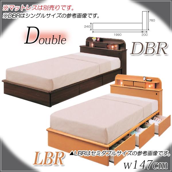 ダブルベッド ベッドフレーム 収納付きベッド 棚付き ダブルベット シンプル 引出付きベッド スライドレール付き 宮付きベッド 引出収納 ベット 引き出し付き 棚付きベッド ライト付きベッド ライト付き スライドレール付き引き出し ベッド収納