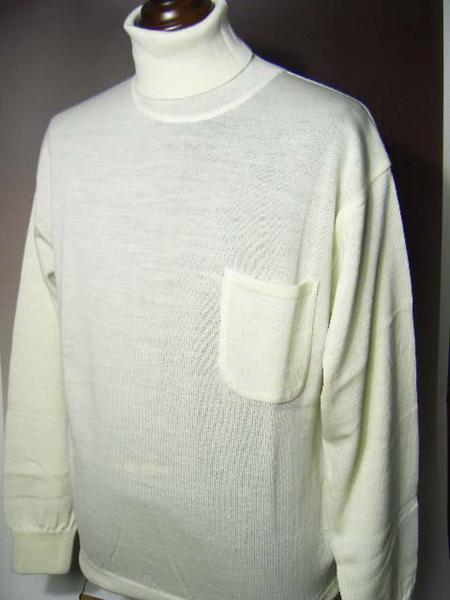 ウール タートルネックセーター 日本製 送料無料 smtb-kd