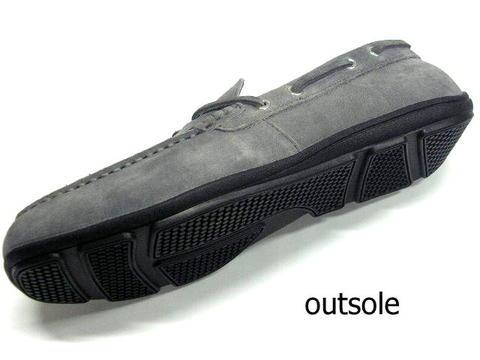卢斯洪姆流苏驾驶鞋便鞋卢斯 OM 休闲流苏便鞋黑色灰色棕色橡胶鞋底驾驶皮鞋 suueedo