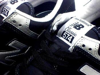 新平衡574黄色國內正規的物品new balance ML574HRM鞋運動鞋人574HRK新平衡D waizusuedoranningusutairukurasshiku