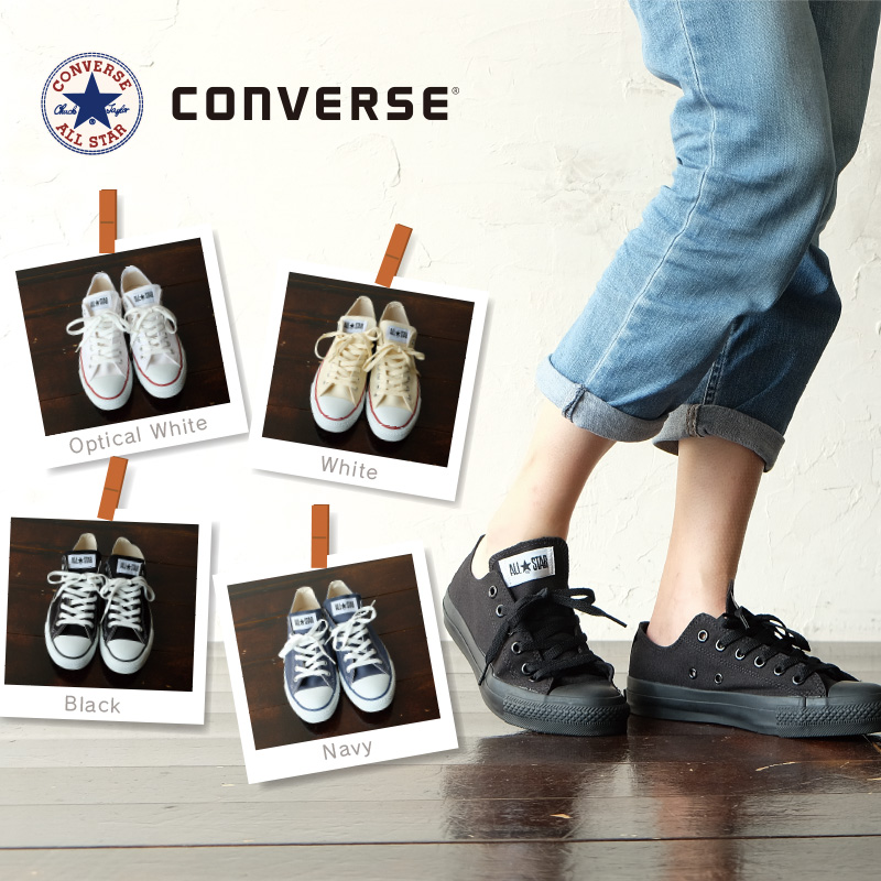 005753c3785 The shoes which there is a Converse CONVERSE all-stars low-frequency cut OX  canvas CANVAS ALL STAR OX sneakers men gap Dis adult basic domestic regular  ...
