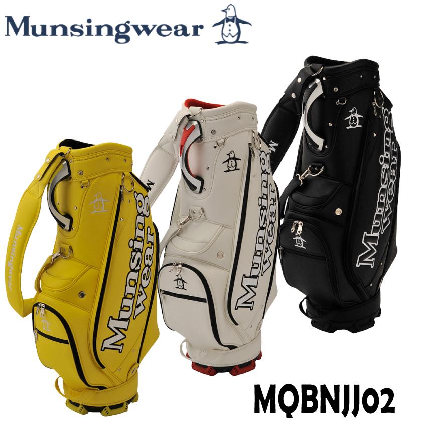 マンシング キャディバッグ 19SS  MQBNJJ02 Munsingwear マンシングウェア