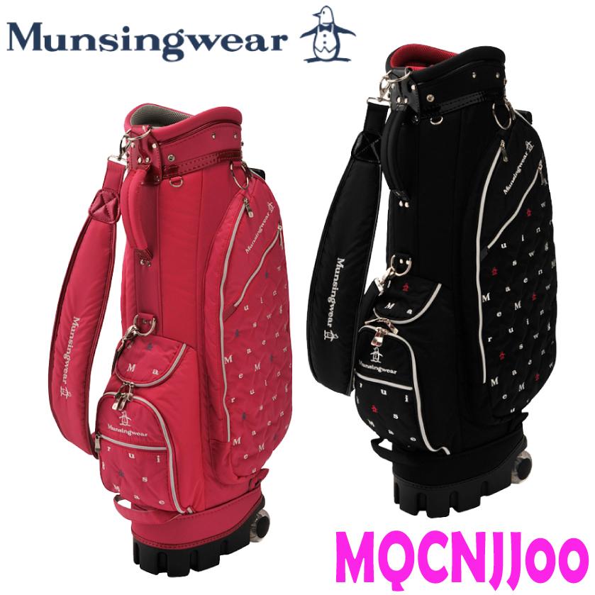 マンシング キャディバッグ (19SS)MQCNJJ00 Munsingwear マンシングウェア レディース