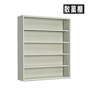 コクヨ (KOKUYO) ユニット薬品棚 散薬棚 W900×D240×H1050ミリ HP-UH1F1NN 【送料無料】