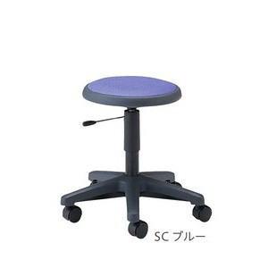 ノーリツイス 医療用家具・メディカルチェア 患者用チェア・患者用イス・丸椅子 ガス上下調節 ブロー成型パッド付座 TD-20K 【送料無料】