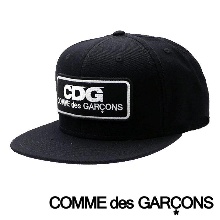 送料無料 新品 ブランド おしゃれ かわいい プレゼント 期間限定今なら送料無料 コムデギャルソン CDG キャップ 帽子 LOGO ワンポイント レディース メンズ GARCONS COMME PATCH ロゴ お中元 des CAP ふるさと割 2021