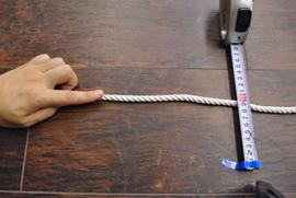 ロープ ナイロンロープ 分径(直径)8mm お得な200m巻!