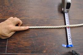 ロープ ナイロンロープ 分径(直径)9mm お得な200m巻!
