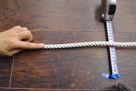 ロープ ナイロンロープ 分径(直径)12mm お得な200m巻!