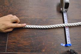 ロープ ナイロンロープ 分径(直径)14mm お得な200m巻!