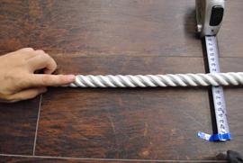 ロープ ナイロンロープ 分径(直径)20mm お得な200m巻!