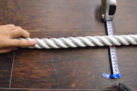 ロープ ナイロンロープ 分径(直径)30mm お得な200m巻!
