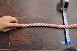 ロープ PPロープ(カッチ) 分径(直径)14mm お得な200m巻
