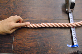 ロープ PPロープ(カッチ) 分径(直径)18mm お得な200m巻