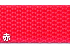 【PPバンド】 PPバンド 赤 15mm(15.5)x100m 手芸用 梱包にも