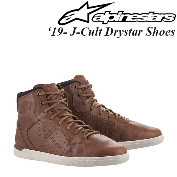 Alpinestars バイクシューズ J-Cult Drystar Shoes 19-20年 現行モデル