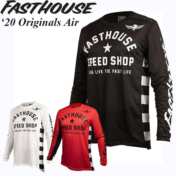 FastHouse オフロードジャージ Originals Air 2020年 最新モデル