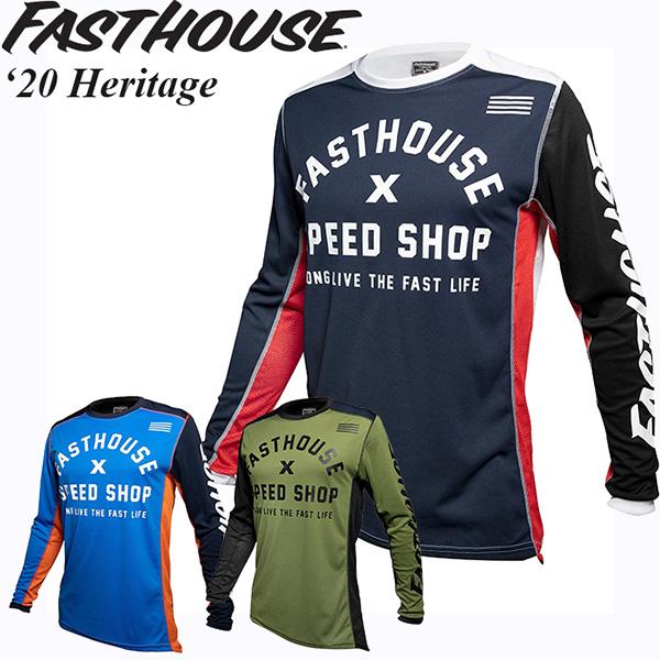 FastHouse オフロードジャージ Heritage 2020年 最新モデル