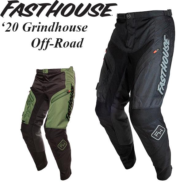 FastHouse オフロードパンツ Grindhouse Off-Road 2020年 最新モデル