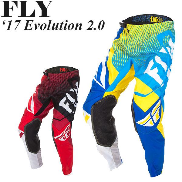 [特価] FLY オフロードパンツ Evolution 2.0 2017年 生産終了モデル