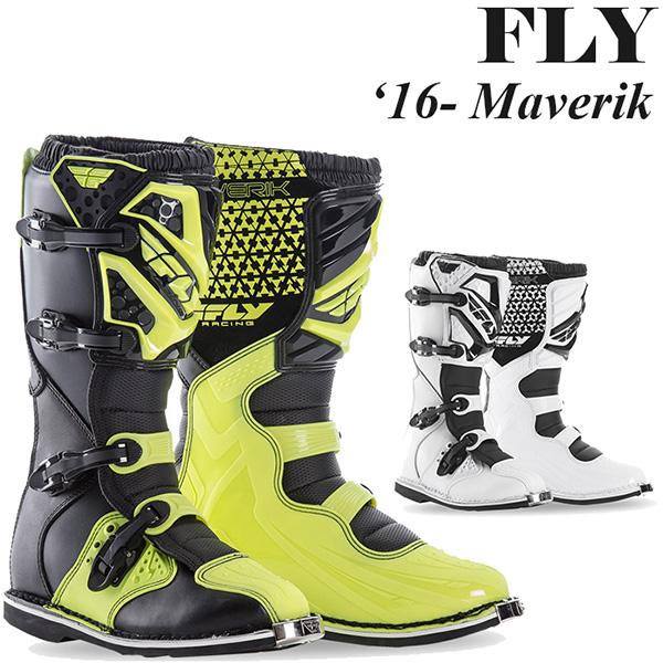 超特価!! FLY フライ 2018年 Maverik マーべリック MX ブーツ