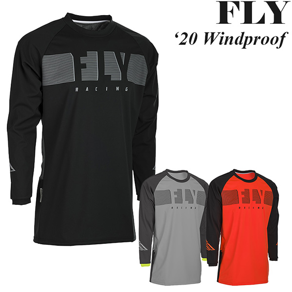 FLY オフロードジャージ Windproof 2020年 最新モデル