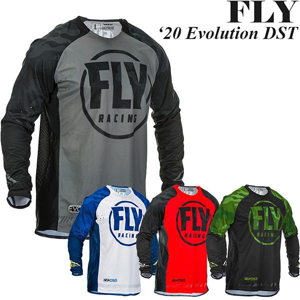FLY オフロードジャージ Evolution DST 2020年 最新モデル