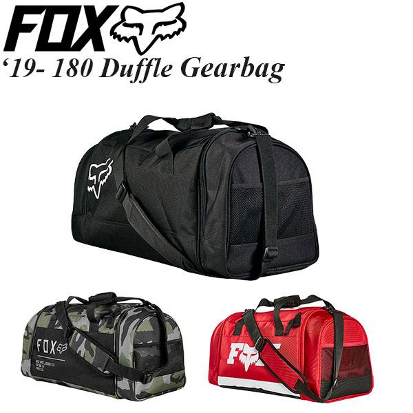 FOX ギアバッグ 180 Duffle Gearbag 19-20年 モデル