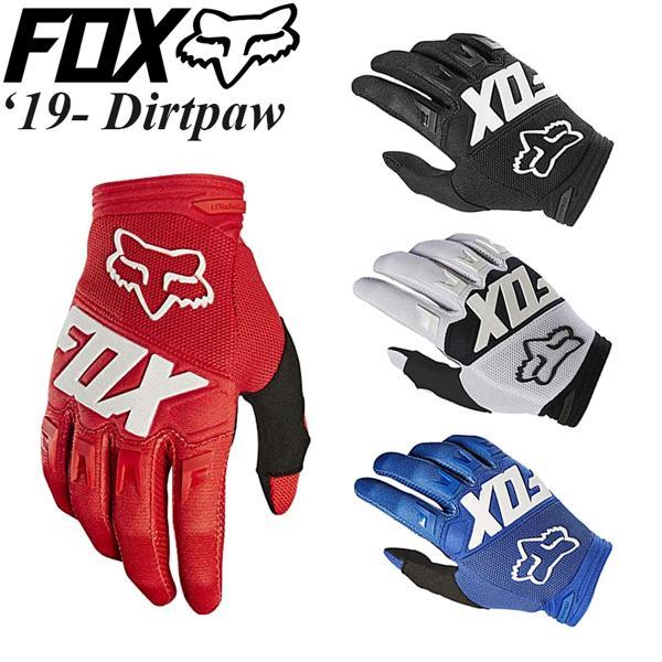 FOX フォックス 2019年 Dirtpaw ダートパウ グローブ Race レース