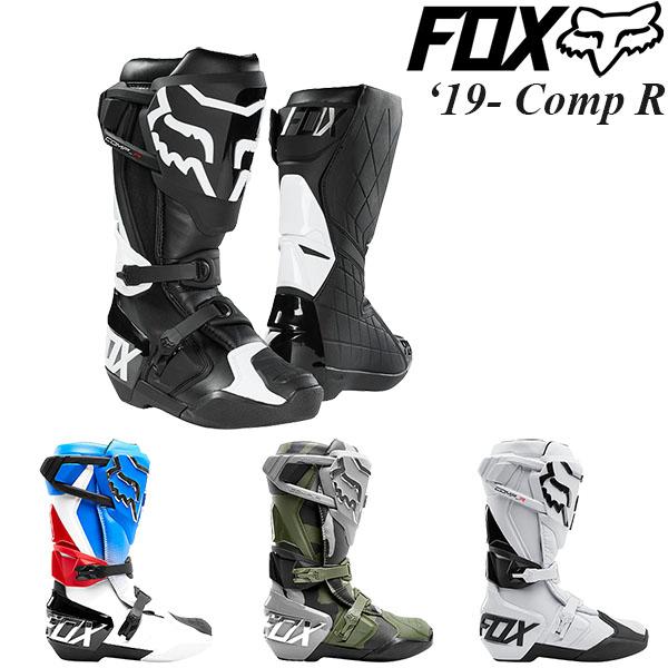 FOX ブーツ Comp R 19-20年 モデル