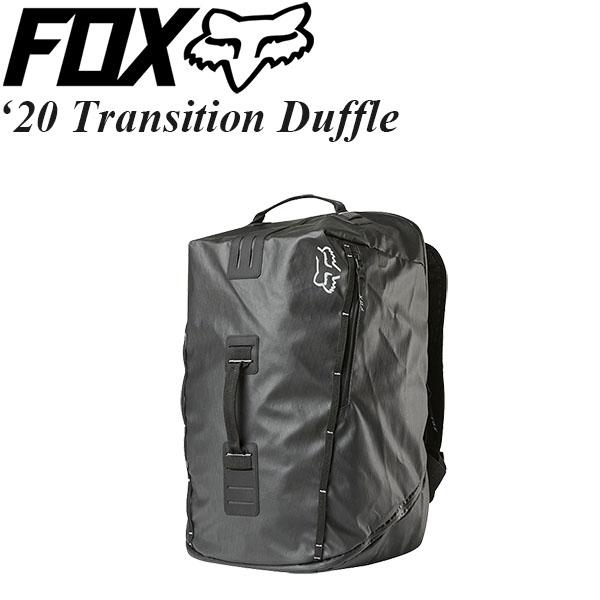 FOX ギアバッグ Transition Duffle 2020年 最新モデル