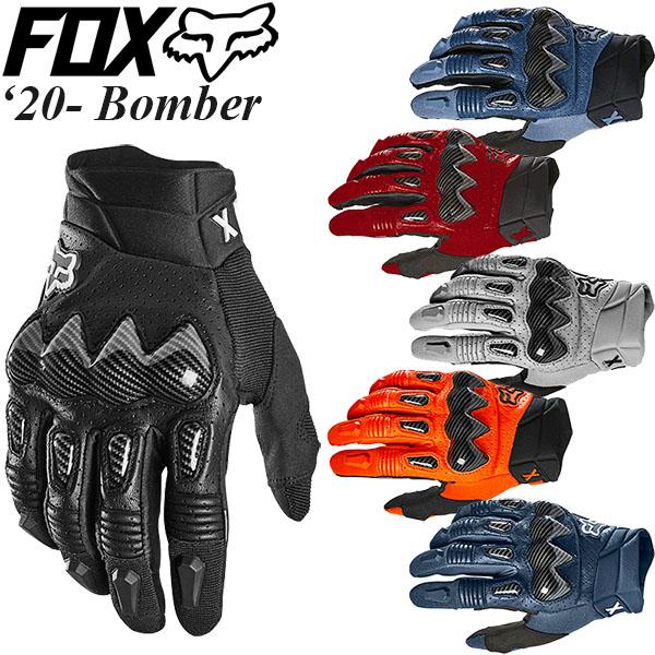 FOX グローブ Bomber 2020年 最新モデル