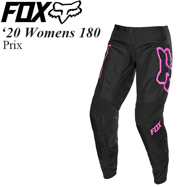 FOX オフロードパンツ 女性用 Womens 180 2020年 最新モデル Prix