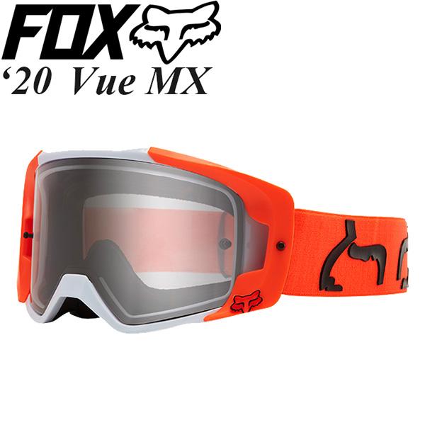 FOX ゴーグル MX用 Vue 2020年 最新モデル Dusc 23987-824