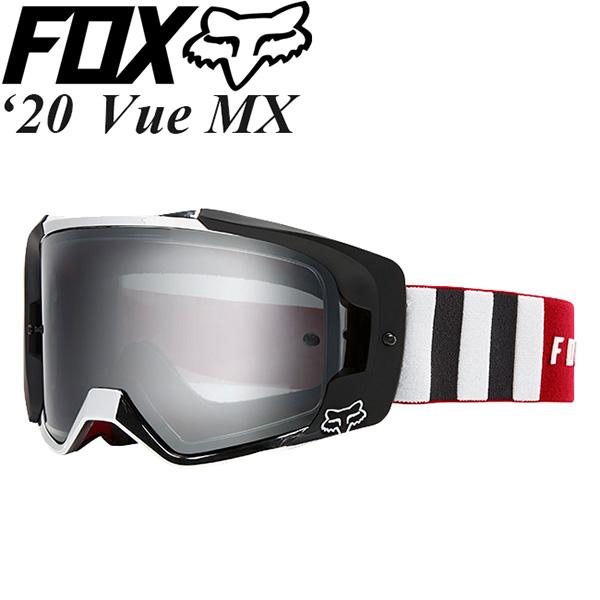 FOX ゴーグル MX用 Vue 2020年 最新モデル Vlar ミラーレンズ 23995-122
