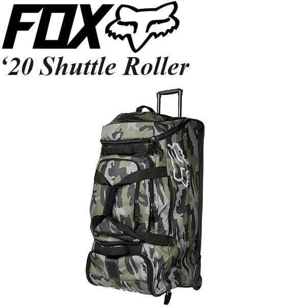 FOX ギアバッグ Shuttle Roller 2020年 最新モデル Camo