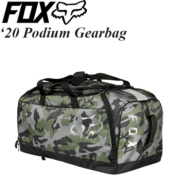 FOX ギアバッグ Podium Gearbag 2020年 最新モデル Camo