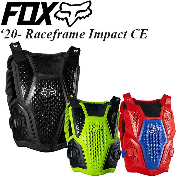 FOX チェストプロテクター Raceframe Impact CE 2020年 最新モデル